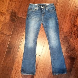 Gap Sexy Boot Cut Jeans size 26